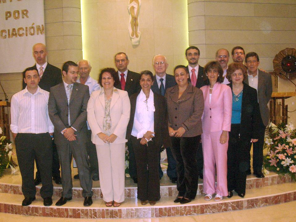 Primeros Asociados a la Misión Lasaliana de Tenerife