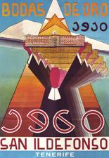 1960 - Cartel 50º Aniversario