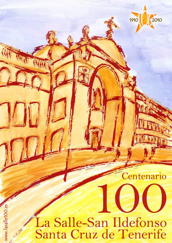 2010 - Cartel del 100º Aniversario