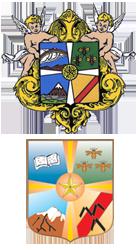 Antiguo escudo del Colegio