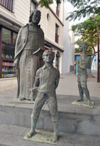 Monumento a San Juan Bautista de La Salle
