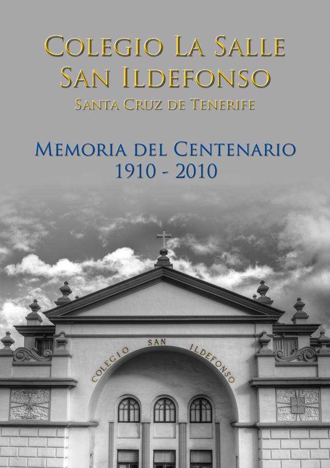 Portada de la Memoria del Centenario