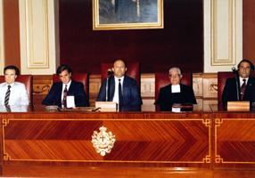 Entrega de la Orden del Mérito Civil al H. Félix