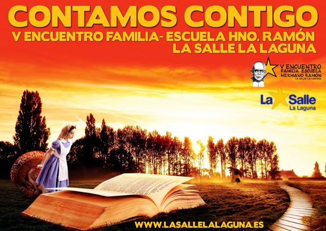 V Encuentro Familia Hno. Ramón en La Salle La Laguna