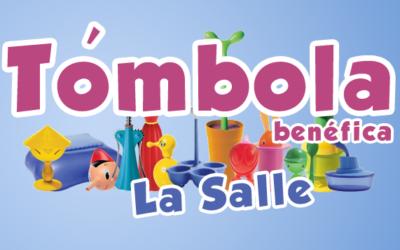 Tómbola benéfica Fiestas La Salle 2014