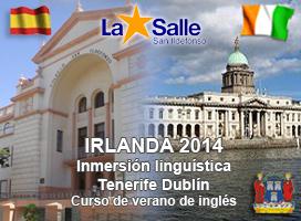 Blog del curso de verano de inglés en Irlanda 2014