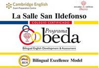 Certificado BEDA