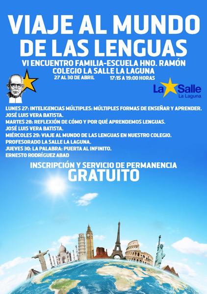VI Encuentro Familia Hno. Ramón en La Salle La Laguna