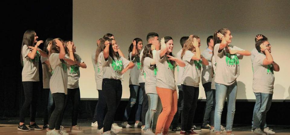 Noticia publicada en prensa digital de Medina, Ohio (EEUU) sobre la celebración de la cumbre de colegios en la que participamos gracias al intercambio con el colegio Highland High Schools