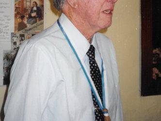 Eucaristía en recuerdo de D. José Palenzuela, lunes 11 de junio a las 19:30, capilla de nuestro Centro.