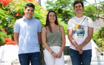 Nuestro alumno Manuel Toledo entre las 3 mejores calificaciones en las pruebas EBAU