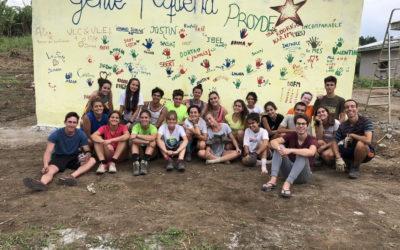 Nuestros voluntarios en Camerún finalizan su proyecto