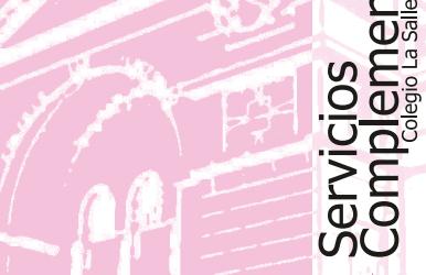 Servicios Complementarios para el Curso 2018/2019