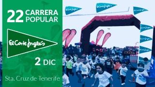 22 Carrera popular El Corte Inglés