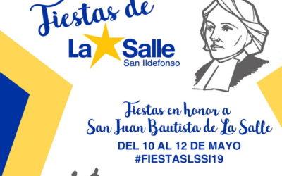 Fiestas en Honor a San Juan Bautista de La Salle 2019