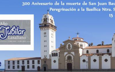 Peregrinación a Candelaria 15 de junio. CIRCULARES Y recomendaciones de autoprotección