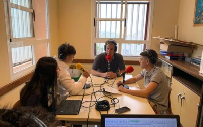 Segundo programa de radio SILDE RADIO del Colegio La Salle San Ildefonso (Podcast)