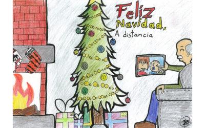 Finalistas del XIII Concurso de Postales de Navidad