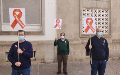 Segunda concentración frente a la Subdelegación del Gobierno en desacuerdo LOMLOE