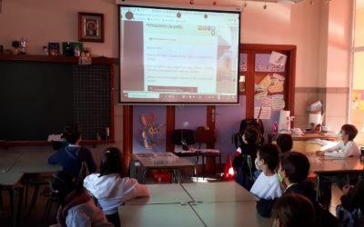 La Salle ARLEP (España y Portugal) comparte nuestro momento de Reflexión del día y la Acogida del Nuevo Contexto de Aprendizaje (NCA).