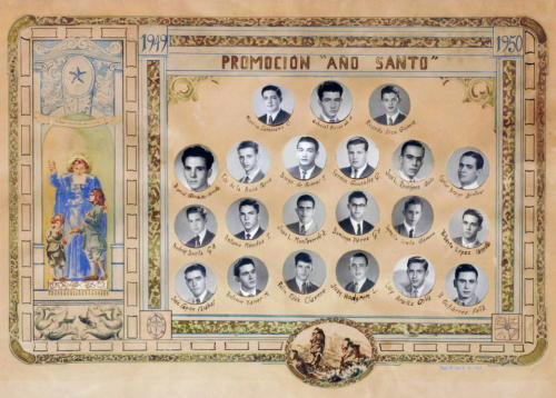 2ª Promoción Curso 1949-1950