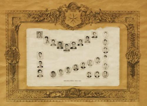 3ª Promoción Curso 1950-1951