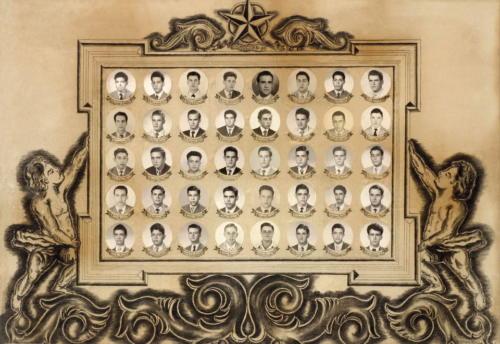 5ª Promoción Curso 1952-1953