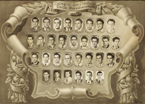 6ª Promoción Curso 1953-1954