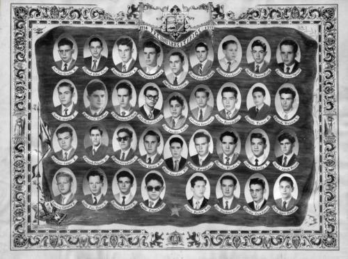7ª Promoción Curso 1954-1955
