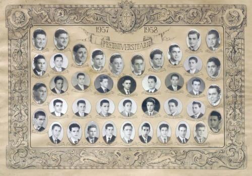 10ª Promoción Curso 1957-1958