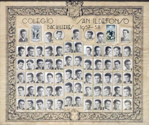11ª Promoción Curso 1958-1959