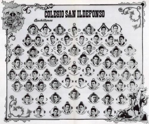 12ª Promoción Curso 1959-1960