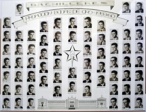 13ª Promoción Curso 1960-1961