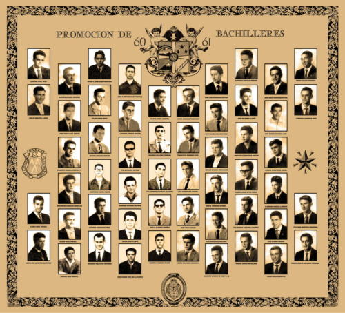 14ª Promoción Curso 1961-1962