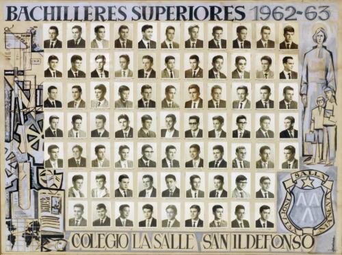 16ª Promoción Curso 1963-1964