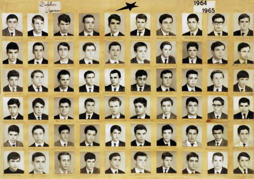 18ª Promoción Curso 1965-1966