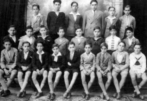 Bachillerato en 1930