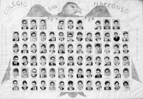 20ª Promoción Curso 1967-1968