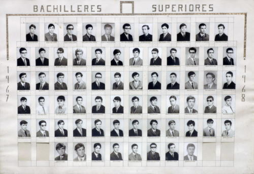 21ª Promoción Curso 1968-1969