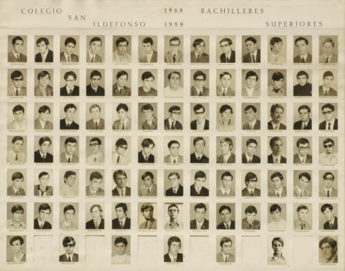 22ª Promoción Curso 1969-1970