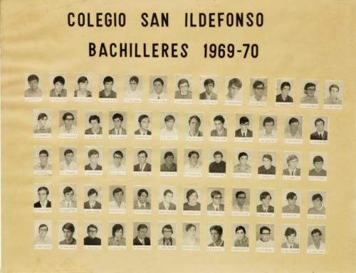 23ª Promoción Curso 1970-1971