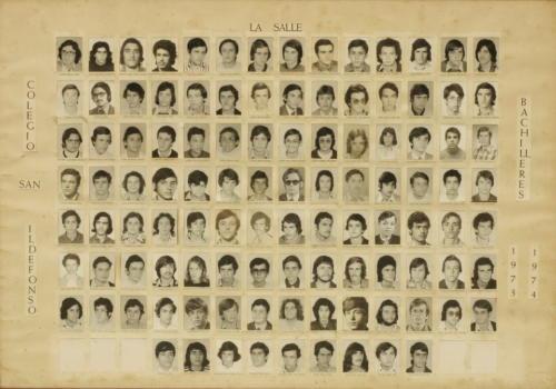 27ª Promoción Curso 1974-1975