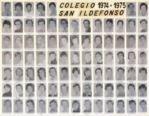 28ª Promoción Curso 1975-1976