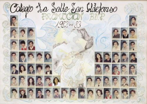 35ª Promoción Curso 1982-1983