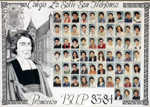 36ª Promoción Curso 1983-1984