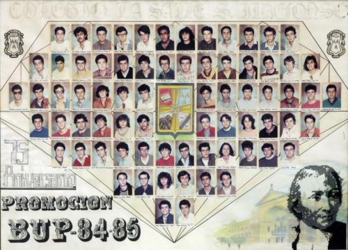 37ª Promoción Curso 1984-1985