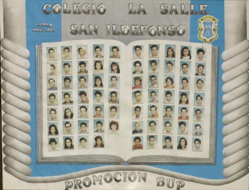 39ª Promoción Curso 1986-1987