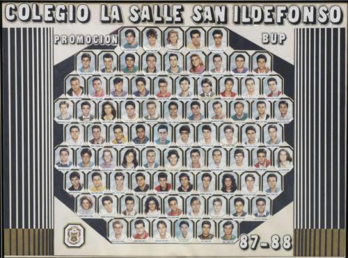 40ª Promoción Curso 1987-1988