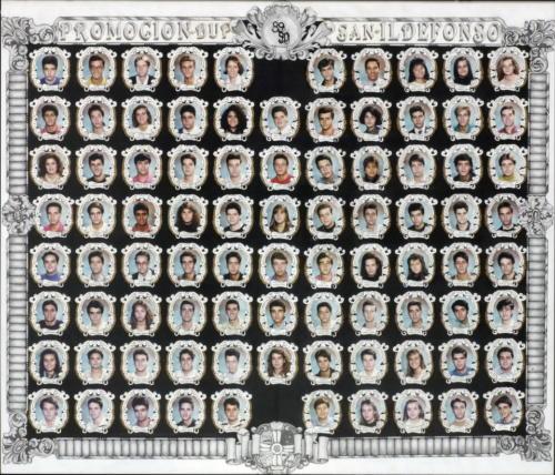 42ª Promoción Curso 1989-1990
