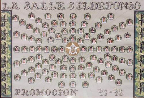 44ª Promoción Curso 1991-1992